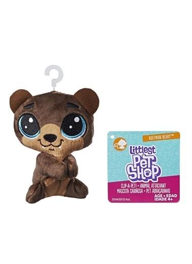 Littlest Pet Shop Littlest Pet Shop Miniş Mini Peluş E0135-E0344 Renkli